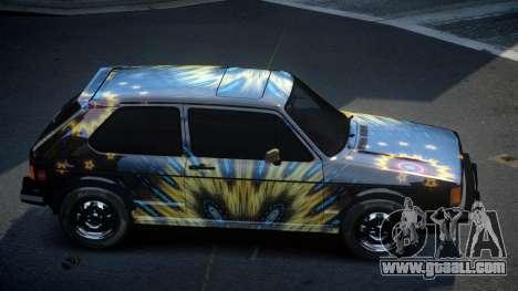 Volkswagen Rabbit GS S9 for GTA 4