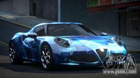 Alfa Romeo 4C U-Style S10 for GTA 4
