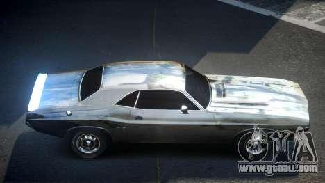 Dodge Challenger SP71 S8 for GTA 4