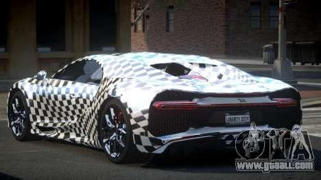 Bugatti Chiron GS Sport S6 for GTA 4