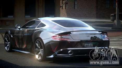 Aston Martin Vanquish iSI S7 for GTA 4
