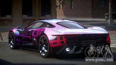 Jaguar C-X75 SP-U S2 for GTA 4