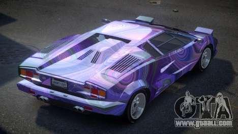 Lamborghini Countach GST-S S3 for GTA 4