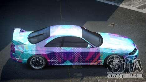Nissan Skyline R33 US S2 for GTA 4