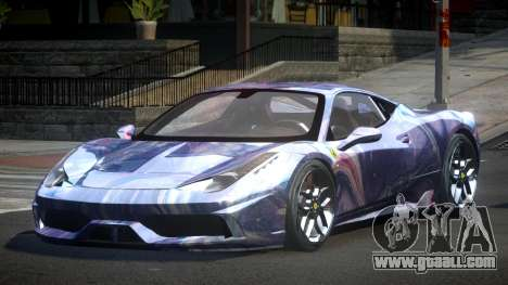 Ferrari 458 SP U-Style S3 for GTA 4
