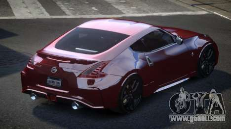 Nissan 370Z GS-R for GTA 4