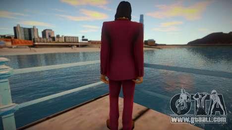 Akira Nishikiyama - Yakuza 0 for GTA San Andreas