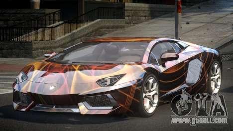 Lamborghini Aventador BS LP700 PJ9 for GTA 4