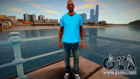 Victor Vance HD for GTA San Andreas