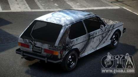 Volkswagen Rabbit GS S5 for GTA 4