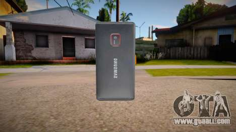 Samsung J210 for GTA San Andreas