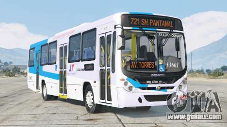 Marcopolo Torino (G7) 2007〡Integração Transporte