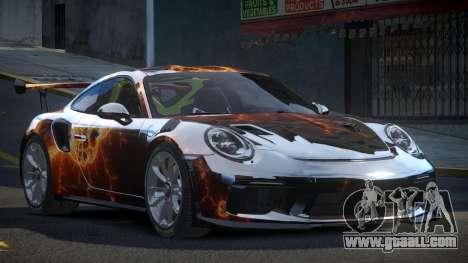 Porsche 911 BS GT3 S2 for GTA 4