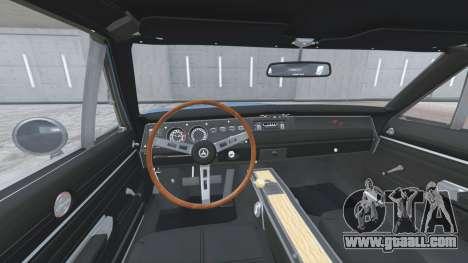 Dodge Charger RT 426 Hemi (XS 29) 1969〡add-on