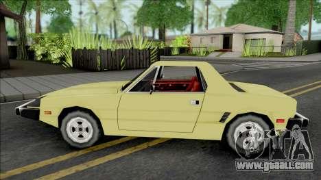 Lurani for GTA San Andreas