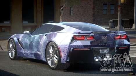 Chevrolet Corvette BS Z51 S9 for GTA 4