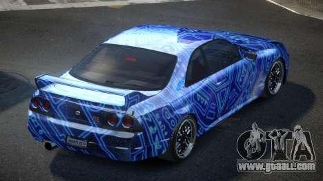 Nissan Skyline R33 US S9 for GTA 4