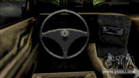 Lampadati Dante for GTA San Andreas