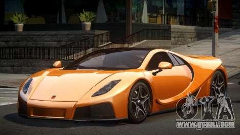 GTA Spano BS-U for GTA 4