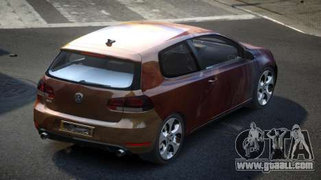 Volkswagen Golf GST S10 for GTA 4