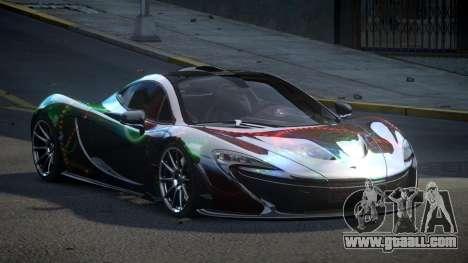 McLaren P1 ERS S5 for GTA 4