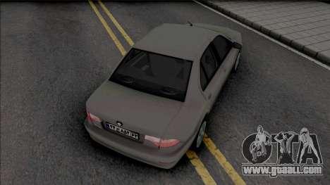 Ikco Samand Soren ELX [HQ] for GTA San Andreas