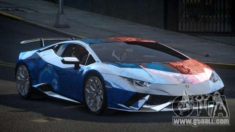 Lamborghini Huracan BS-Z S8 for GTA 4