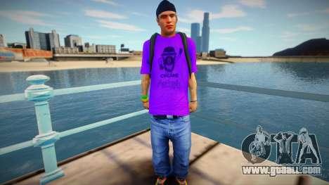 Gleb Aztec for GTA San Andreas