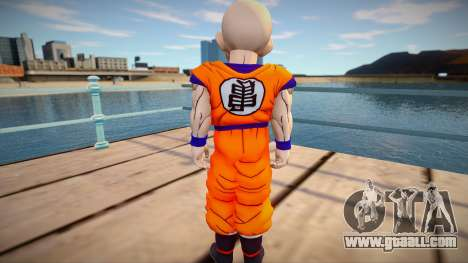 Krilin from Dragon Ball Xenoverse 2 for GTA San Andreas