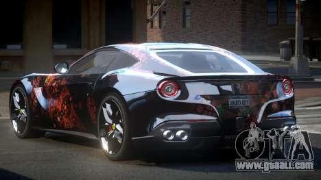Ferrari F12 BS Berlinetta S10 for GTA 4