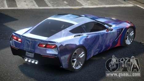 Chevrolet Corvette BS Z51 S2 for GTA 4