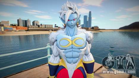 Mira Final from Dragon Ball Xenoverse 2 for GTA San Andreas