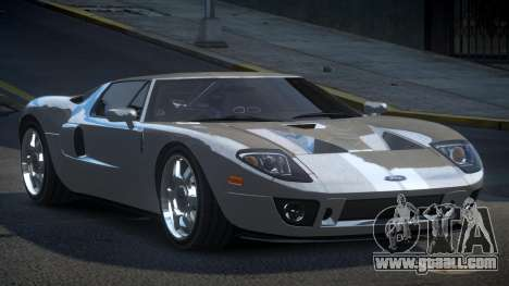 Ford GT IRS for GTA 4