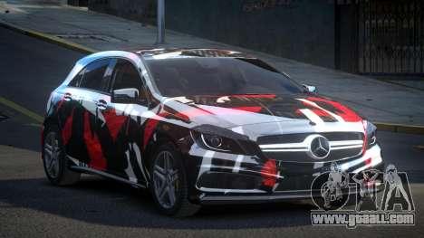 Mercedes-Benz A45 US S9 for GTA 4
