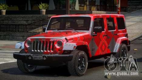 Jeep Wrangler PSI-U S4 for GTA 4
