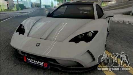 Vencer Sarthe 2014 for GTA San Andreas