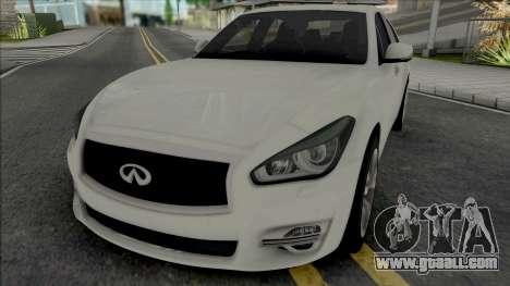 Infiniti Q70 Hybrid for GTA San Andreas