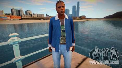 Nigga 2 from GTA Online for GTA San Andreas