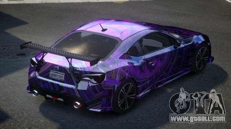 Subaru BRZ SP-U S3 for GTA 4