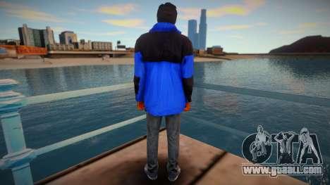 Triada from GTA V v4 for GTA San Andreas