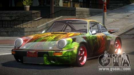 Porsche 911 GS U-Style S5 for GTA 4