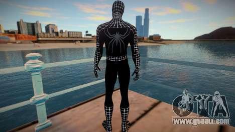 Spiderman 2007 (Black) v1 for GTA San Andreas