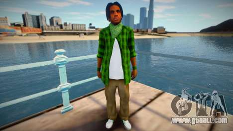 Fam2 v2 for GTA San Andreas