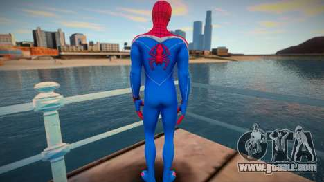 Spider UK Suit for GTA San Andreas