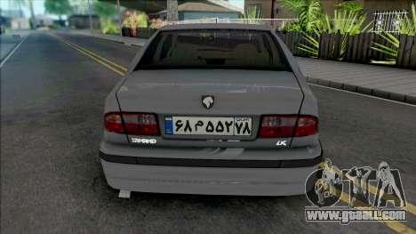 Ikco Samand LX EF7 for GTA San Andreas