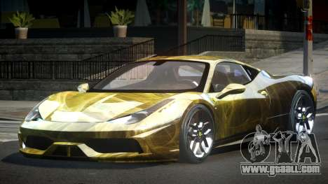 Ferrari 458 SP U-Style S1 for GTA 4