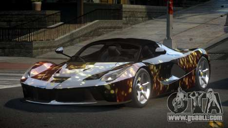 Ferrari LaFerrari PSI-U S5 for GTA 4