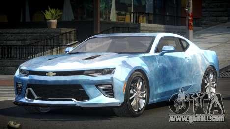 Chevrolet Camaro GS-R S2 for GTA 4