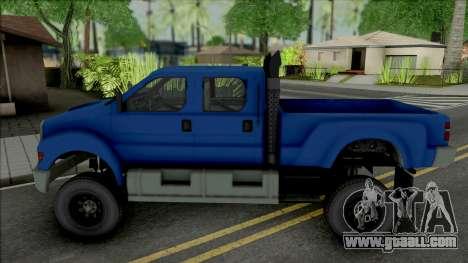 GTA V Vapid Guardian for GTA San Andreas