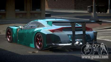Honda HSV US S1 for GTA 4